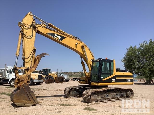 Cat 325BL Track Excavator, Hydraulic Excavator