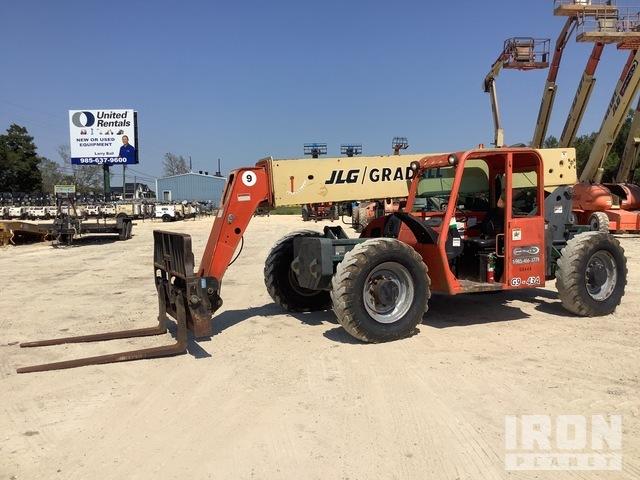 2005 JLG/Gradall G9-43A 4x4x4 Telehandler, Telescopic Forklift