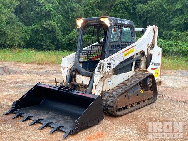 2014 Bobcat T590 Compact Track Loader, Compact Track Loader