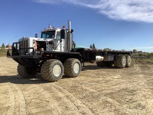 Bed & Rig-Up Trucks
