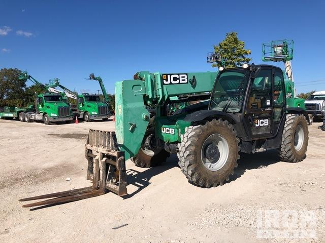 2013 (unverified) JCB 507-42 4x4x4 7000 lb. Telehandler, Telescopic Forklift