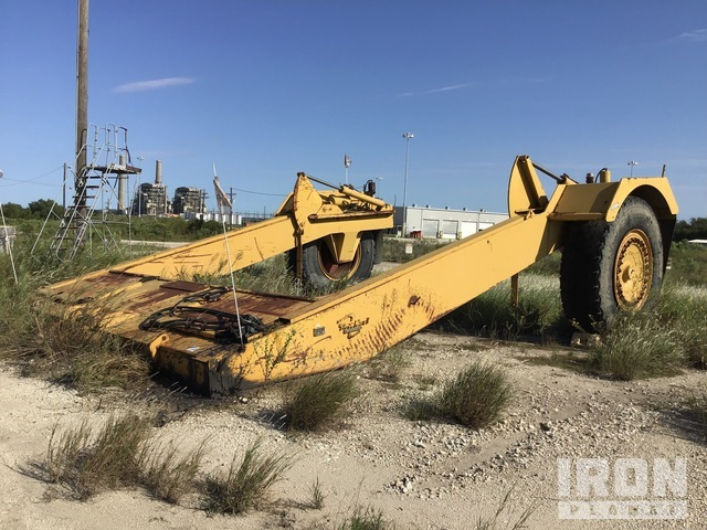 1996 (unverified) Smith Equipment BTS S/A Dragline Bucket Trailer