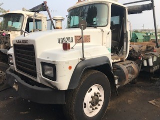Mack Roll Off Truck For Sale Ironplanet