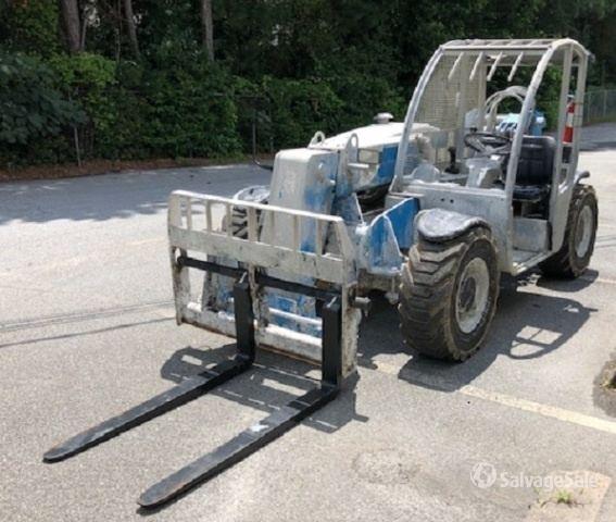 2013 Genie GTH-5519 Telehandler, Telescopic Forklift