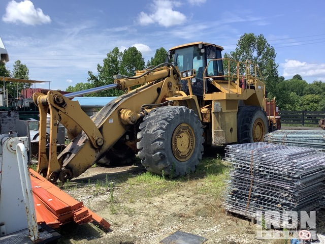 2008 Cat 988H Wheel Loader, Parts/Stationary Construction-Other