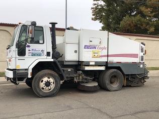 Sweeper Trucks