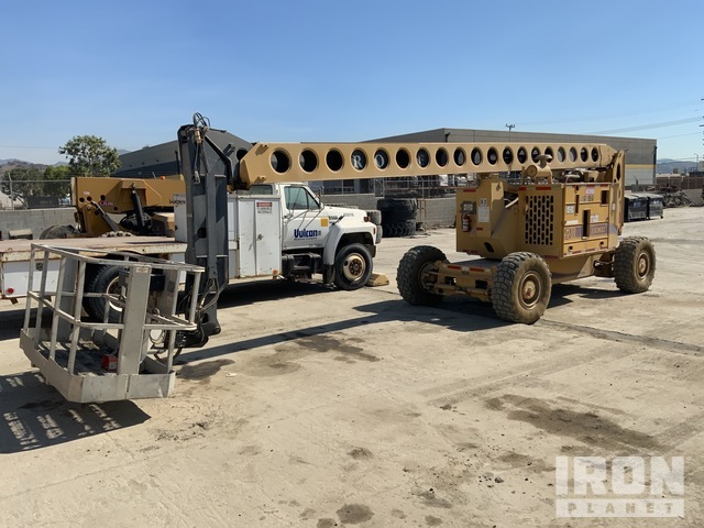 Grove AMZ86XT 4WD Diesel Articulating Boom Lift, Parts/Stationary Construction-Other