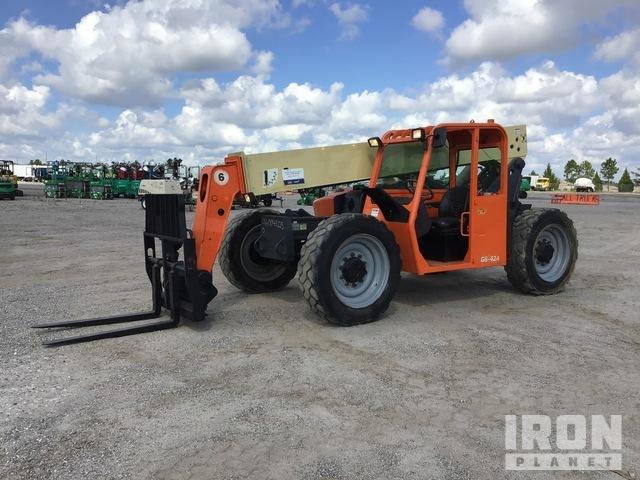 2012 JLG G6-42A 4x4x4 Telehandler, Telescopic Forklift