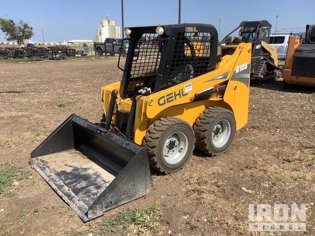 2019 (unverified) Gehl R105 Skid Steer Loader - Unused, Skid Steer Loader