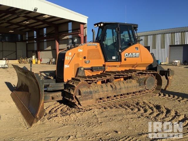 2015 Case 2050M WT Crawler Dozer, Crawler Tractor
