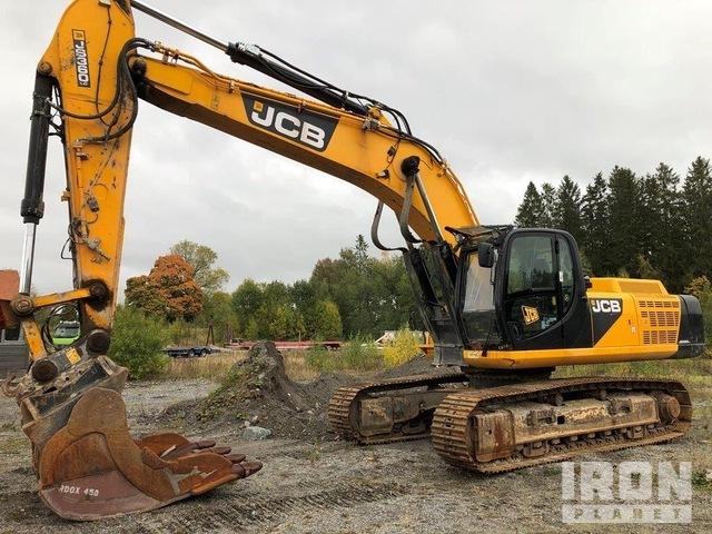 2013 JCB JS360LC Track Excavator, Hydraulic Excavator