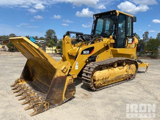 2016 Cat 963D Crawler Loader, Crawler Loader