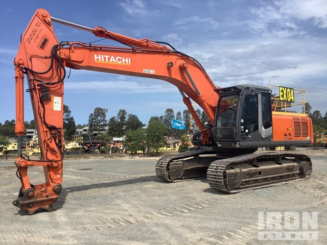 2012 Hitachi ZX350LCH-3 Track Excavator, Hydraulic Excavator