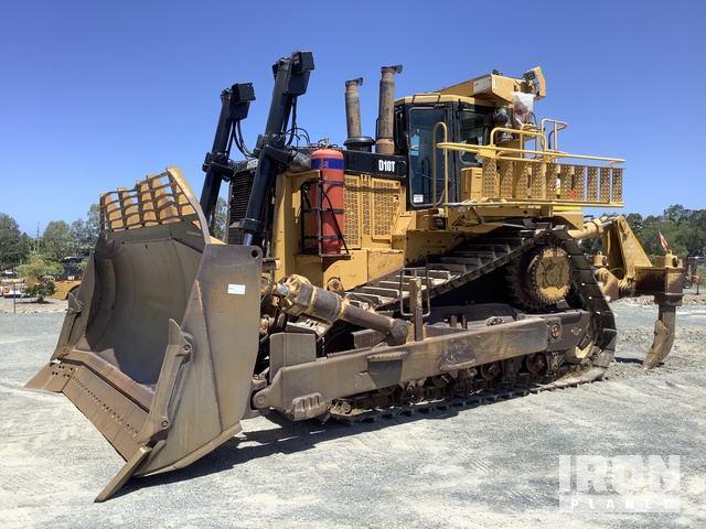 2005 Cat D10T Crawler Dozer, Crawler Tractor