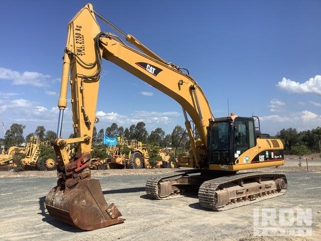 2007 Cat 325DL Track Excavator, Hydraulic Excavator