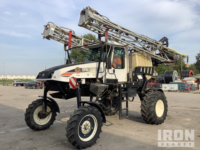 2006 Spracoupe 4650 4x2 High Clearance Sprayer, Sprayer