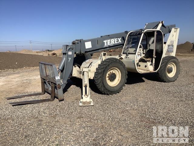 Terex TH1048C 4x4 10000 lb Telehandler, Telescopic Forklift