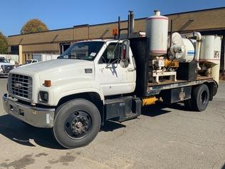 Hydro-Excavation Trucks