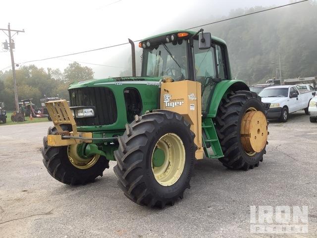 John Deere 4WD Tractor, MFWD Tractor