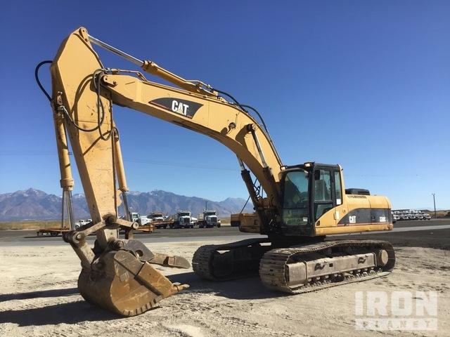 Cat 330C Track Excavator, Hydraulic Excavator