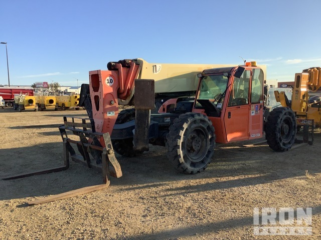 JLG G1055A 4x4x4 10000 lb Telehandler, Parts/Stationary Construction-Other