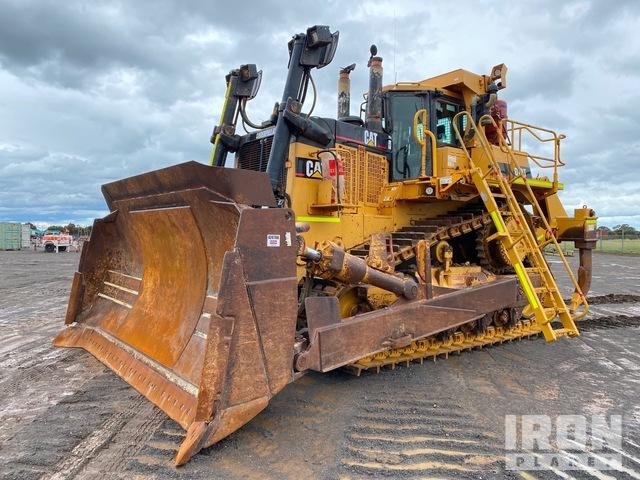 2006 Cat D10T Crawler Dozer, Crawler Tractor