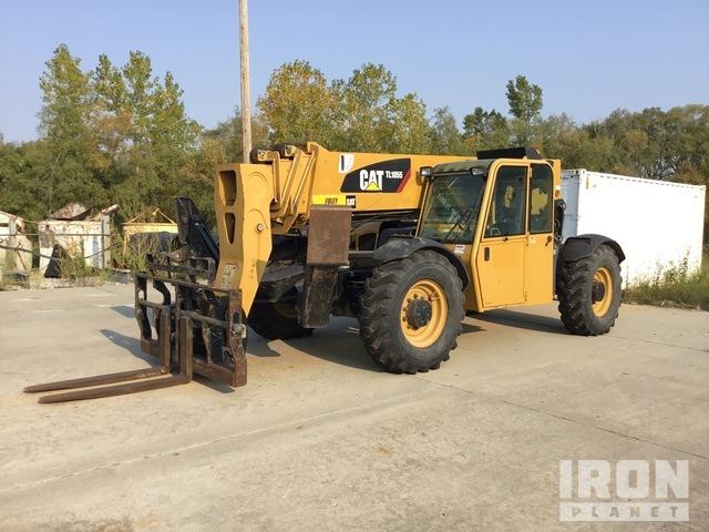 2007 (unverified) Cat TL1055 4x4 10000 lb Telehandler, Telescopic Forklift