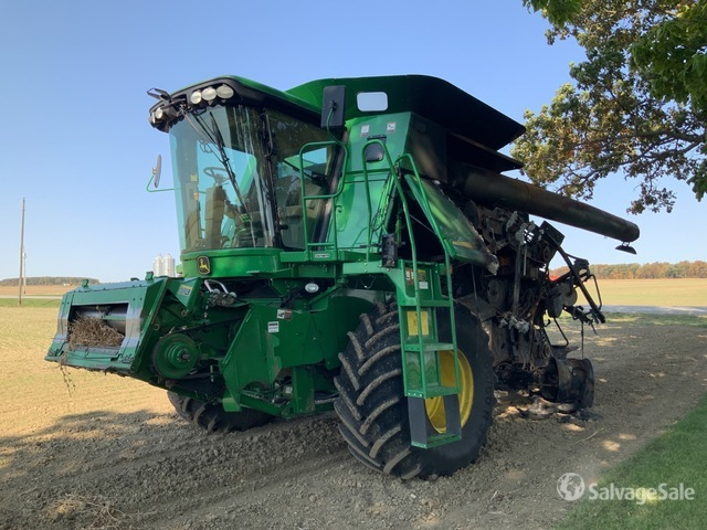 2006 John Deere 9660 STS Combine, Parts/Stationary Construction-Other
