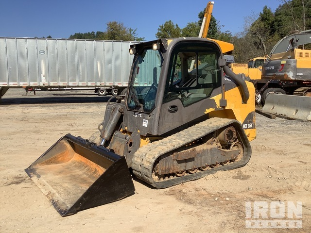 2012 (unverified) Volvo MCT135C Compact Track Loader, Compact Track Loader
