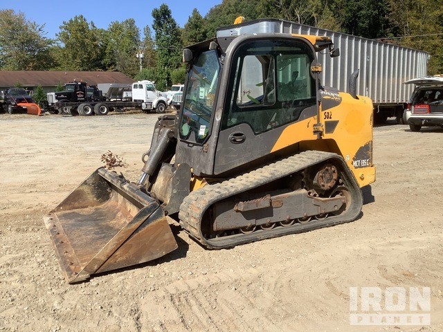 2013 (unverified) Volvo MCT135C Compact Track Loader, Compact Track Loader