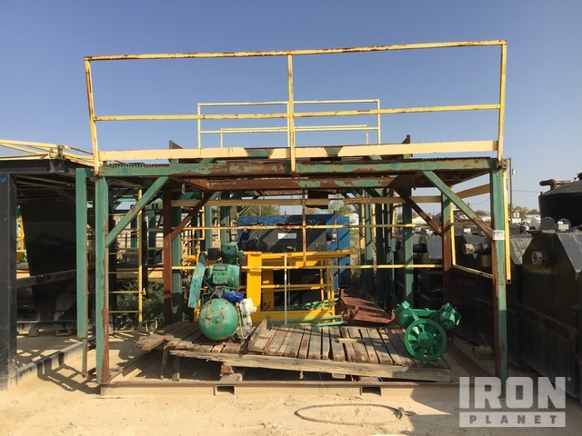 (4) Centrifuge Stands & Misc Equipment, Drilling Equipment - Other