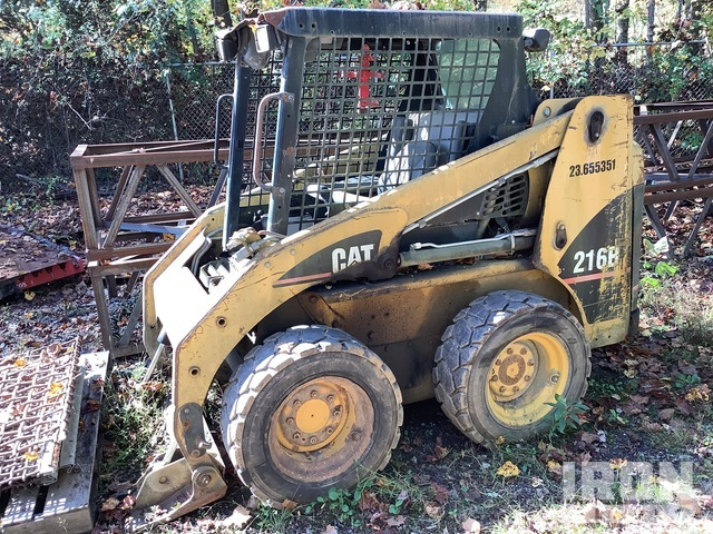 2006 (unverified) Cat 216B Skid Steer Loader, Parts/Stationary Construction-Other