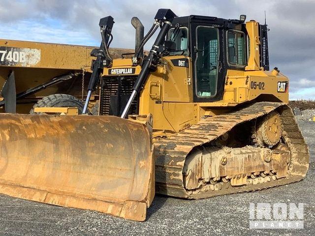2014 Cat D6T LGP Crawler Dozer, Crawler Tractor