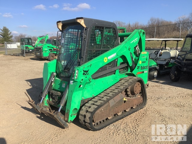 2013 (unverified) Bobcat T650 Compact Track Loader, Compact Track Loader