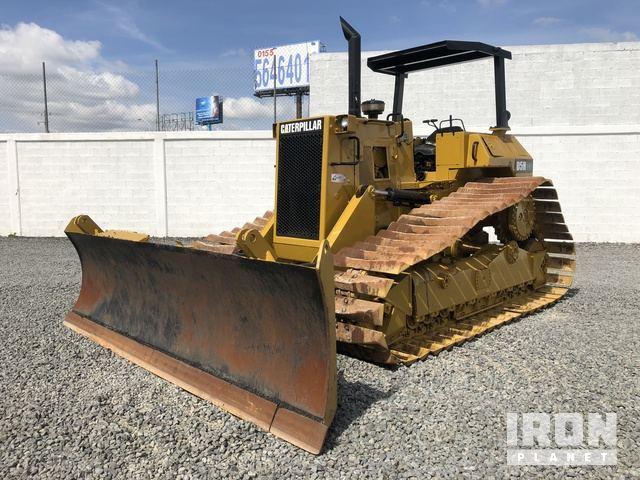 Cat D5H LGP Crawler Dozer, Crawler Tractor