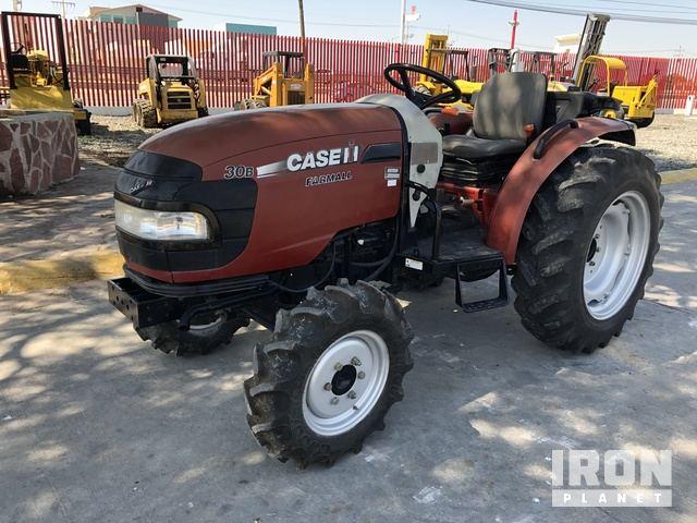 2011 (unverified) Case IH Farmall 30B 4WD Tractor, MFWD Tractor