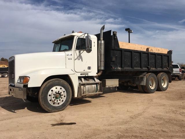 1993 Freightliner FLD120 6x4 T/A Dump Truck