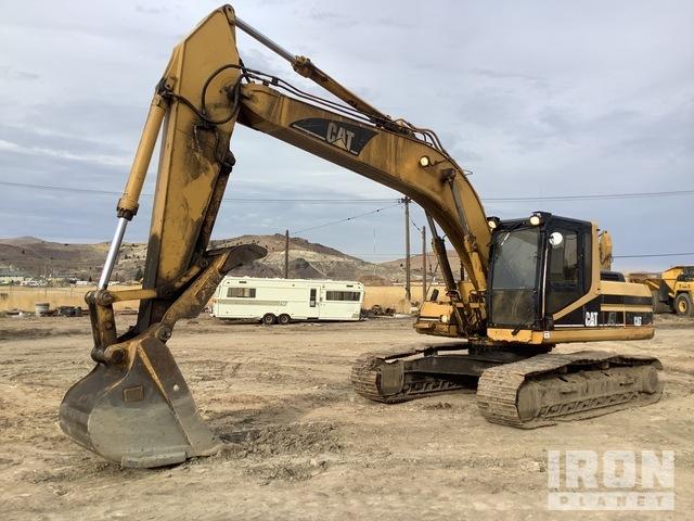 1997 Cat 322B L Track Excavator, Hydraulic Excavator