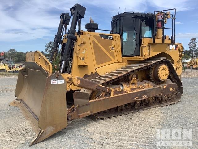 2014 Cat D8T Crawler Dozer, Crawler Tractor