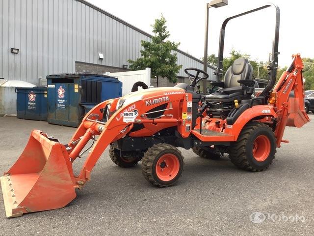 2019 (unverified) Kubota BX23S 4WD Utility Tractor, Utility Tractor