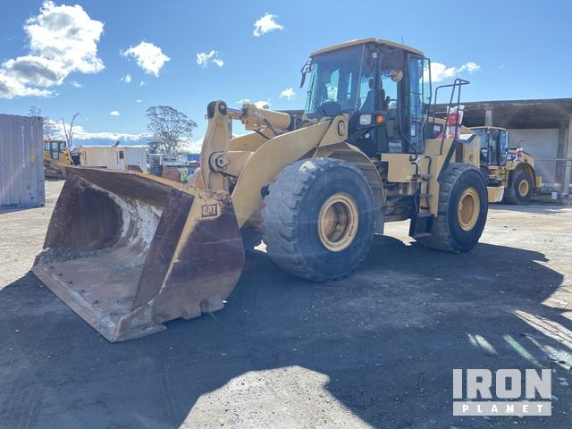 2005 Cat 966G Series II Wheel Loader, Wheel Loader