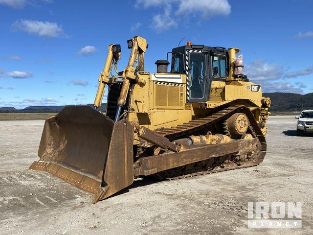 2011 Cat D8R Crawler Dozer, Crawler Tractor