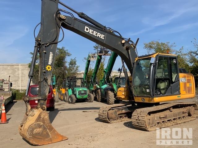 2014 (unverified) John Deere 130G Track Excavator, Hydraulic Excavator