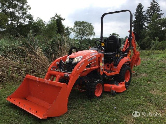 2018 (unverified) Kubota BX23S 4WD Utility Tractor, Utility Tractor