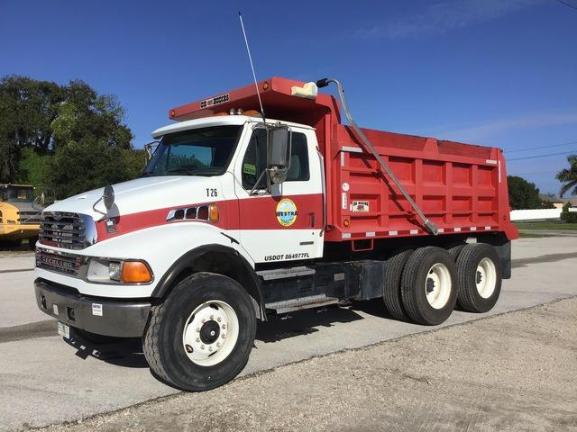 2003 Sterling M8500 6x4 T/A Dump Truck