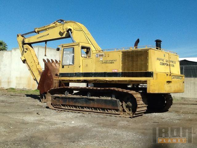 Caterpillar 245 Track Excavator in El Monte, California