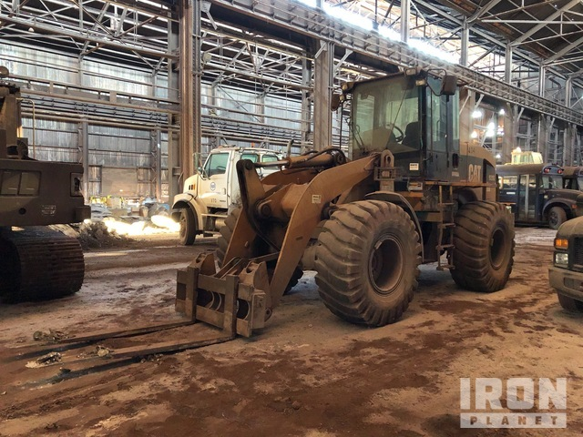 Cat 928G Wheel Loader, Parts/Stationary Construction-Other