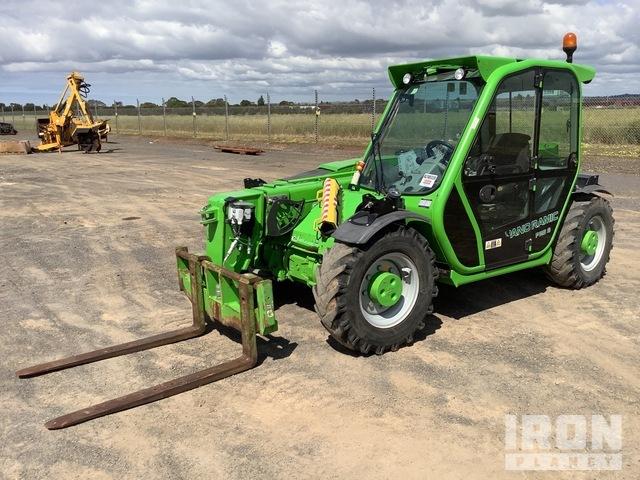2013 Merlo P25.6 4x4x4 2500 kg Telehandler, Telescopic Forklift