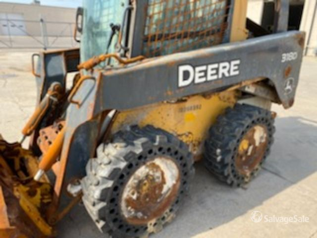 2014 John Deere 318D Skid Steer Loader, Parts/Stationary Construction-Other