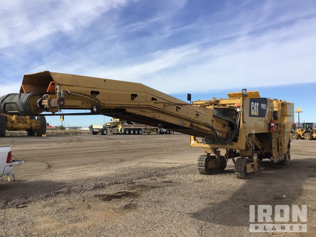 2011 Cat PM-201 Tracked Cold Planer, Cold Planer